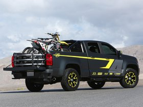 Ver foto 2 de Chevrolet Colorado Performance Concept 2014