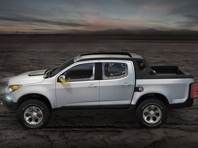 Ver foto 6 de Chevrolet Colorado Rally Concept 2011