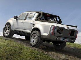 Ver foto 5 de Chevrolet Colorado Rally Concept 2011