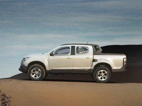 Ver foto 4 de Chevrolet Colorado Rally Concept 2011