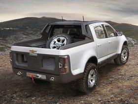 Ver foto 3 de Chevrolet Colorado Rally Concept 2011
