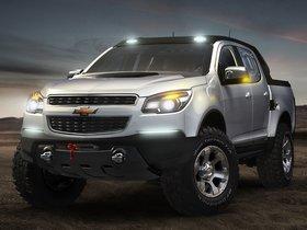 Ver foto 2 de Chevrolet Colorado Rally Concept 2011