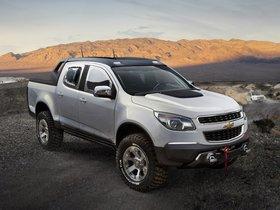 Ver foto 1 de Chevrolet Colorado Rally Concept 2011