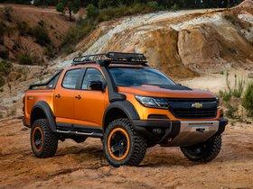 Ver foto 14 de Chevrolet Colorado Xtreme Concept 2016