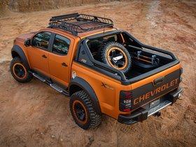 Ver foto 12 de Chevrolet Colorado Xtreme Concept 2016