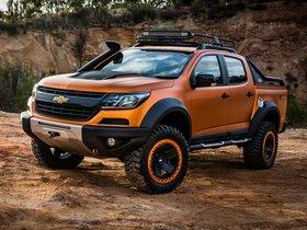 Ver foto 11 de Chevrolet Colorado Xtreme Concept 2016