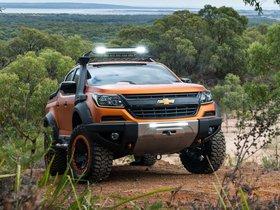 Ver foto 9 de Chevrolet Colorado Xtreme Concept 2016