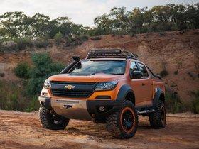 Ver foto 8 de Chevrolet Colorado Xtreme Concept 2016
