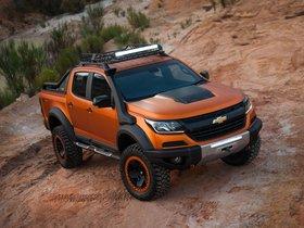 Ver foto 7 de Chevrolet Colorado Xtreme Concept 2016