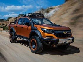 Ver foto 5 de Chevrolet Colorado Xtreme Concept 2016