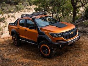 Ver foto 2 de Chevrolet Colorado Xtreme Concept 2016