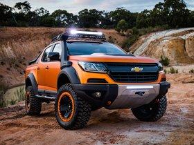 Ver foto 1 de Chevrolet Colorado Xtreme Concept 2016