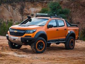 Ver foto 18 de Chevrolet Colorado Xtreme Concept 2016