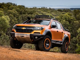 Ver foto 16 de Chevrolet Colorado Xtreme Concept 2016
