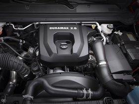Ver foto 31 de Chevrolet Colorado Z71 Crew Cab Duramax Diesel 2015
