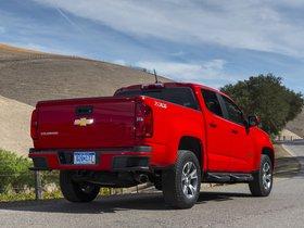 Ver foto 18 de Chevrolet Colorado Z71 Crew Cab Duramax Diesel 2015