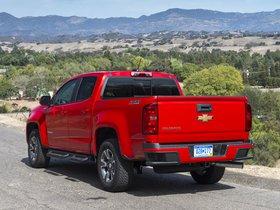 Ver foto 17 de Chevrolet Colorado Z71 Crew Cab Duramax Diesel 2015