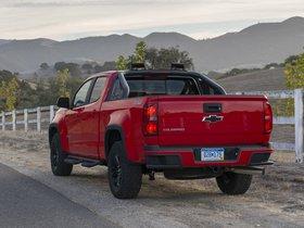 Ver foto 13 de Chevrolet Colorado Z71 Crew Cab Duramax Diesel 2015