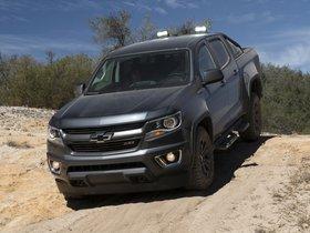 Ver foto 10 de Chevrolet Colorado Z71 Crew Cab Duramax Diesel 2015