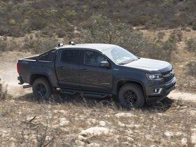 Ver foto 9 de Chevrolet Colorado Z71 Crew Cab Duramax Diesel 2015