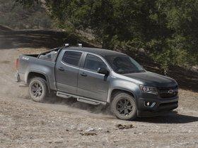 Ver foto 8 de Chevrolet Colorado Z71 Crew Cab Duramax Diesel 2015