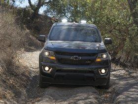 Ver foto 6 de Chevrolet Colorado Z71 Crew Cab Duramax Diesel 2015