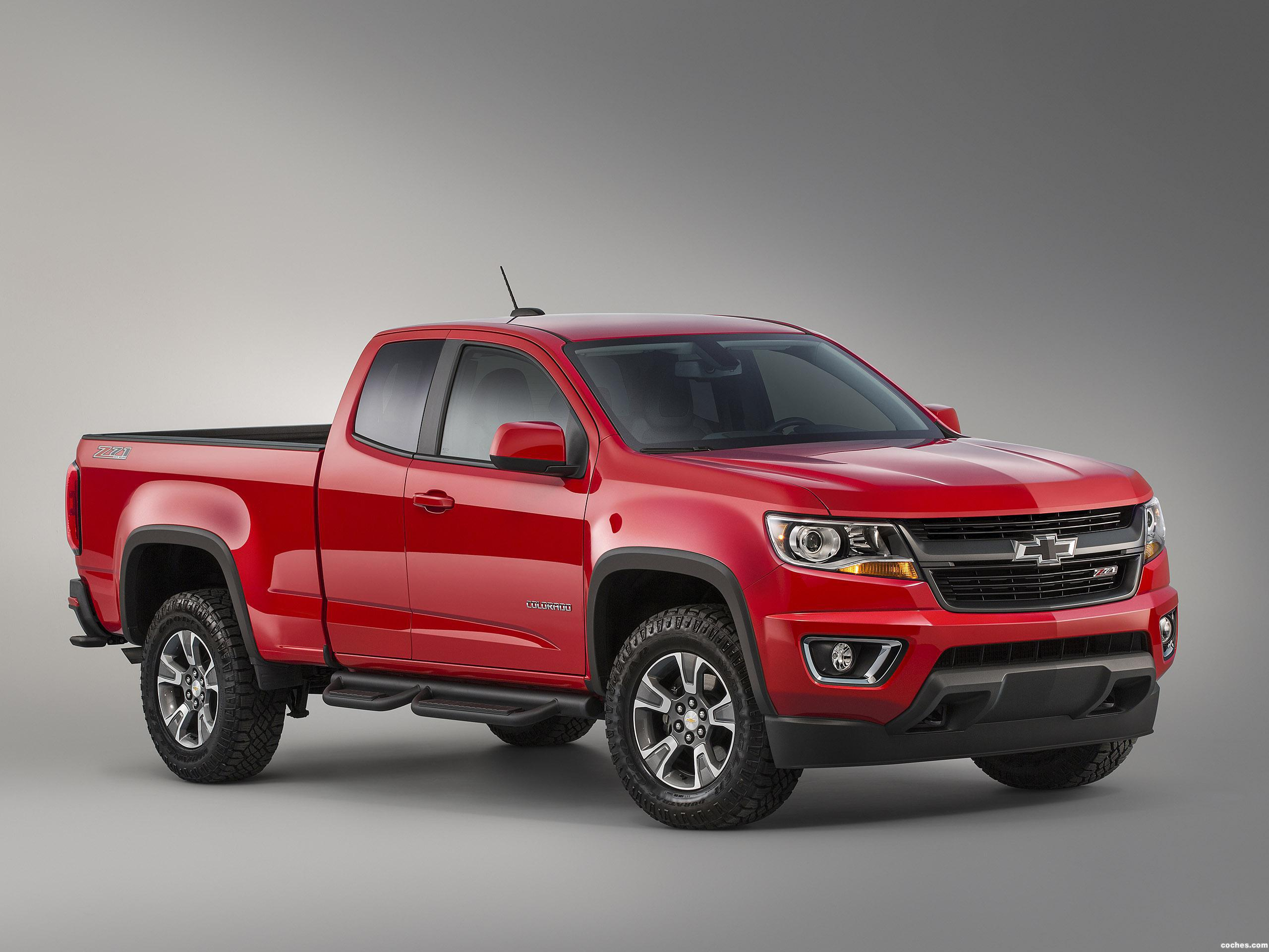 Foto 0 de Chevrolet Colorado Z71 Trail Boss Extended Cab 2015