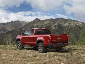 Ver foto 4 de Chevrolet Colorado Z71 Trail Boss Extended Cab 2015