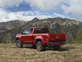 Ver foto 4 de Chevrolet Colorado Z71 Trail Boss Extended Cab 2015