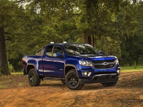 Ver foto 5 de Chevrolet Colorado Z71 Trail Boss Extended Cab 2015