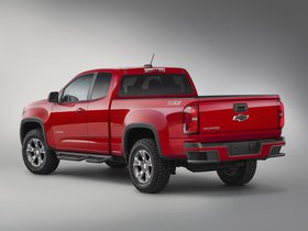 Ver foto 2 de Chevrolet Colorado Z71 Trail Boss Extended Cab 2015