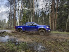 Ver foto 10 de Chevrolet Colorado Z71 Trail Boss Extended Cab 2015