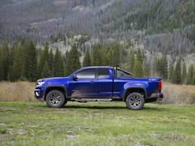 Ver foto 9 de Chevrolet Colorado Z71 Trail Boss Extended Cab 2015