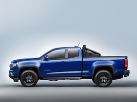 Ver foto 8 de Chevrolet Colorado Z71 Trail Boss Extended Cab 2015