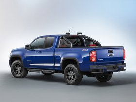 Ver foto 7 de Chevrolet Colorado Z71 Trail Boss Extended Cab 2015