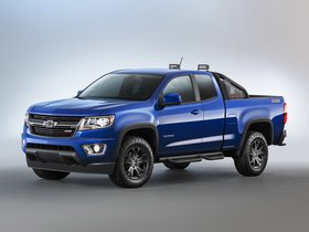 Ver foto 6 de Chevrolet Colorado Z71 Trail Boss Extended Cab 2015