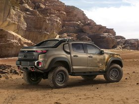 Ver foto 10 de Chevrolet Colorado ZH2 Fuel Cell Vehicle  2016