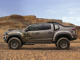 Ver foto 9 de Chevrolet Colorado ZH2 Fuel Cell Vehicle  2016