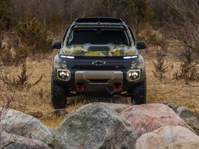 Ver foto 5 de Chevrolet Colorado ZH2 Fuel Cell Vehicle  2016