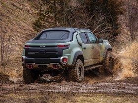 Ver foto 2 de Chevrolet Colorado ZH2 Fuel Cell Vehicle  2016