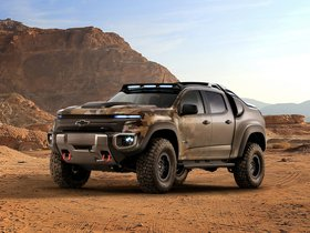 Ver foto 11 de Chevrolet Colorado ZH2 Fuel Cell Vehicle  2016