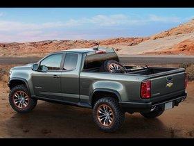 Ver foto 3 de Chevrolet Colorado ZR2 Concept 2014