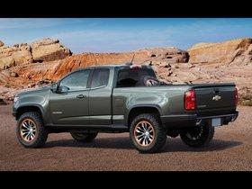 Ver foto 2 de Chevrolet Colorado ZR2 Concept 2014