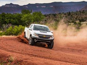 Ver foto 20 de Chevrolet Colorado ZR2 Extended Cab 2017