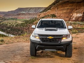Ver foto 8 de Chevrolet Colorado ZR2 Extended Cab 2017