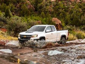 Ver foto 6 de Chevrolet Colorado ZR2 Extended Cab 2017