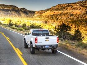 Ver foto 3 de Chevrolet Colorado ZR2 Extended Cab 2017