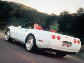 Ver foto 3 de Chevrolet Corvette 1990