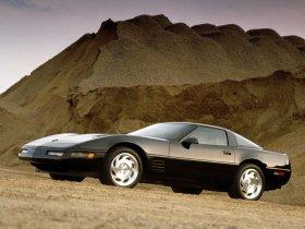 Fotos de Chevrolet Corvette 1990