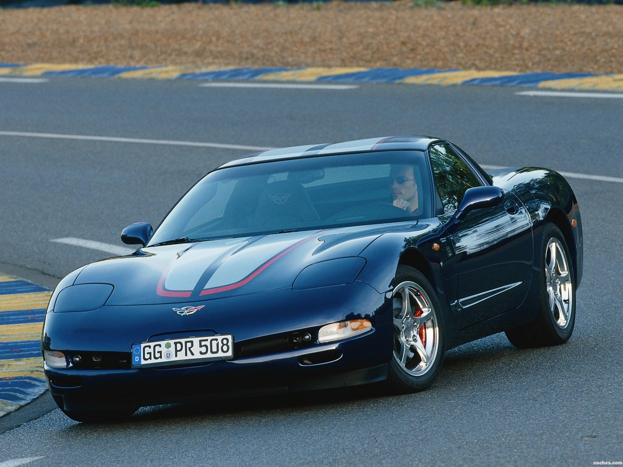 Foto 0 de Chevrolet Corvette 2000